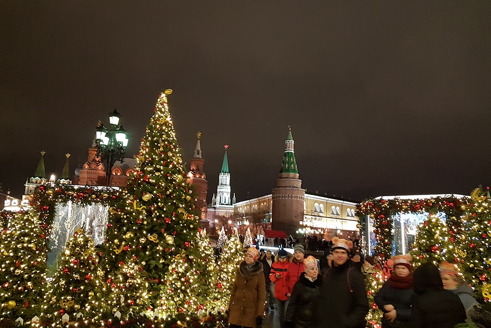 best time to visit moscow