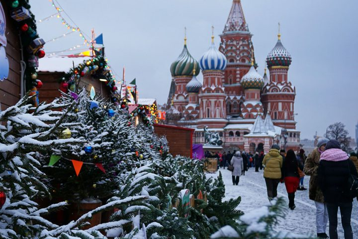Cremlin Russia @TheIndianTourist