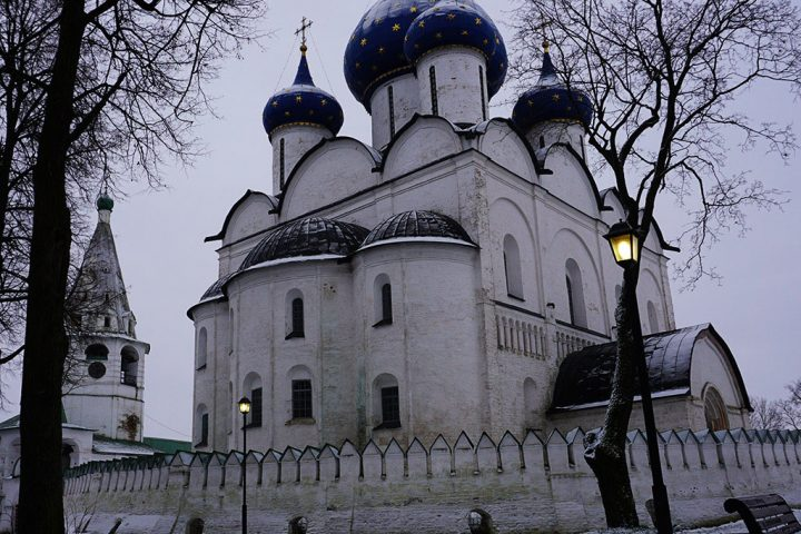 Dormiton Cathedral Moscow Russia @TheIndianTourist