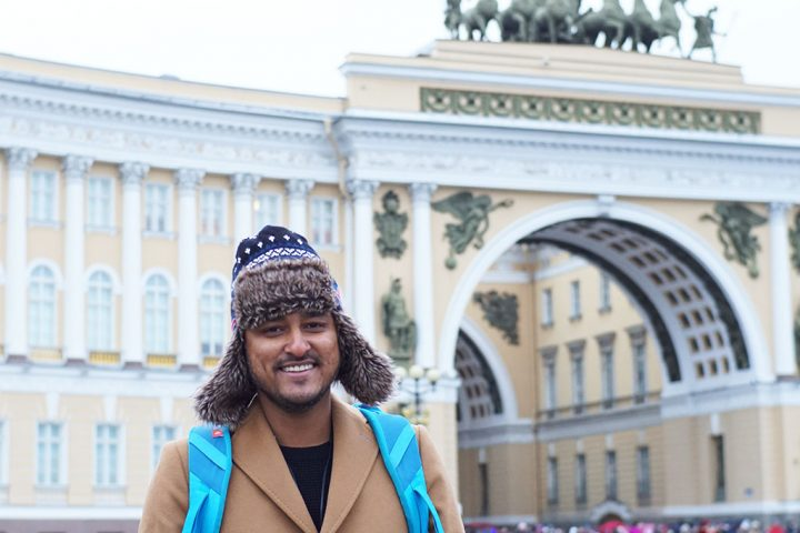 Gum, Moscow Russia @TheIndianTourist