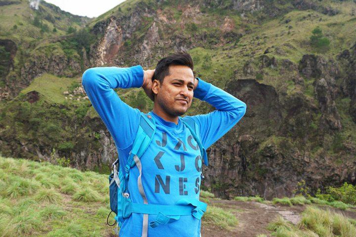 Mount Batur Bali @TheIndianTourist