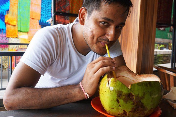 Relaxing in Goa @ TheIndianTourist