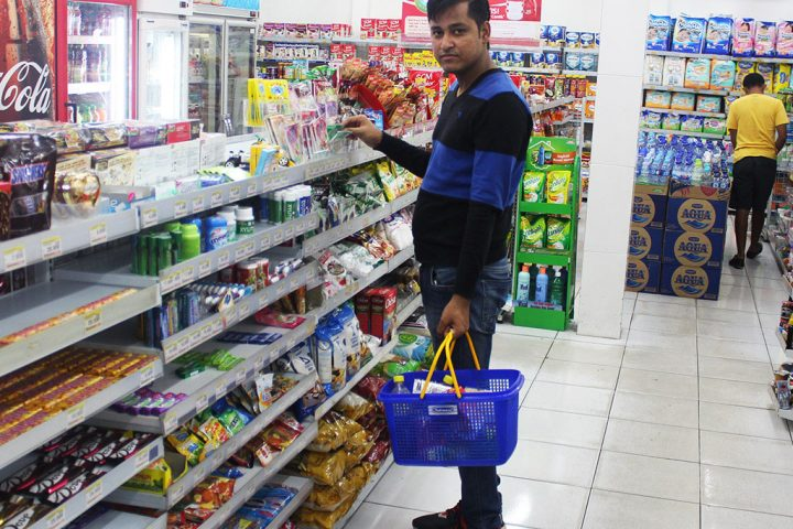 Shopping @bangkok @TheIndianTourist
