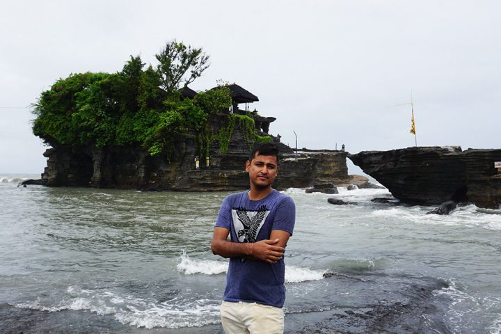 Tanah Lot Temple Bali @TheIndianTourist