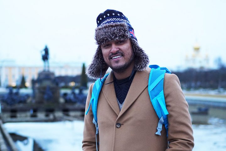 Too Cold, In Moscow, Russia