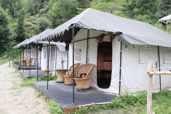 Hidden Valley Camp -Pangot Nainital 1
