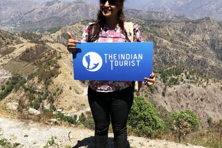 TheIndianTourist @ Lansdowne Hills Garhwal Tour