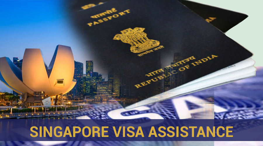 Apply for Singapore visa online