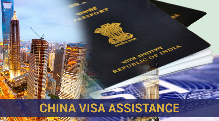 China tourist visa for Indian citizens