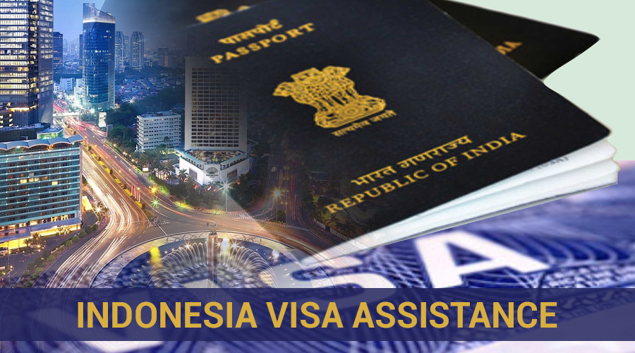Apply for Indonesia visa online