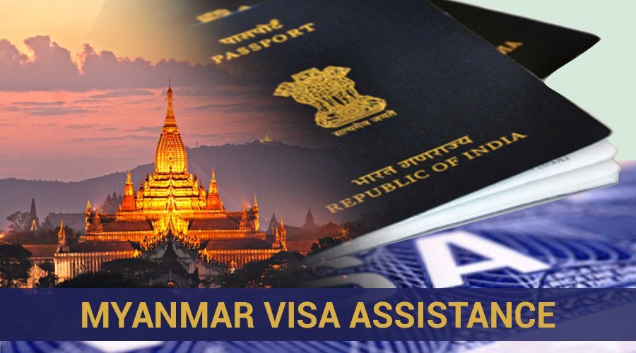 Apply for Myanmar visa online